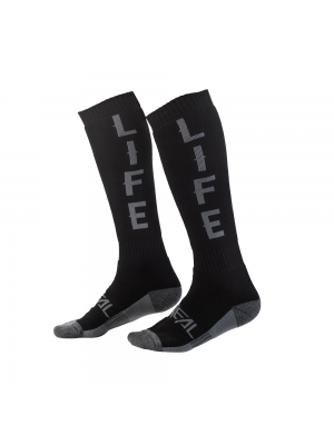 Термо чорапи O'NEAL PRO MX RIDE LIFE BLACK/GRAY 2020