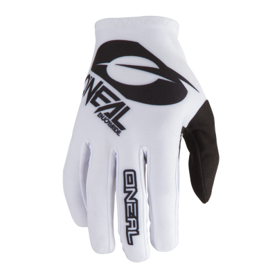 Мотокрос ръкавици O'NEAL MATRIX GLOVE ICON WHITE