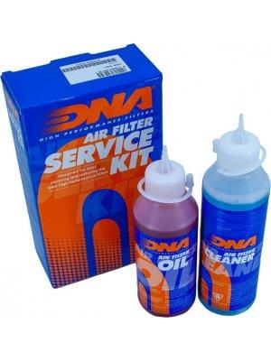 Почистващ и омасляващ спрей за спортен въздушен филтър