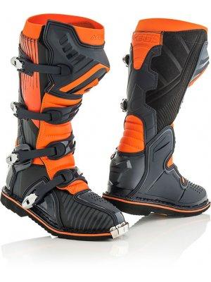 Ботуши X-Pro V. черен/оранжев