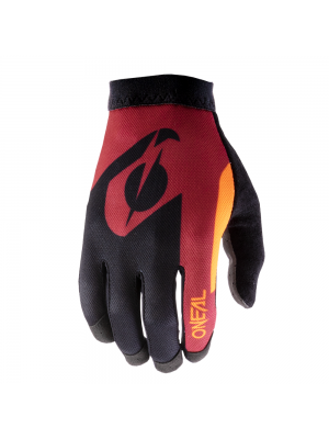 Мотокрос ръкавици O'NEAL ALTITUDE RED/ORANGE