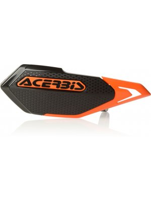 Мини предпазители за кормило X-Elite  Black/Orange