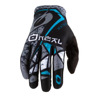 Мотокрос ръкавици O'NEAL MATRIX ZEN TEAL