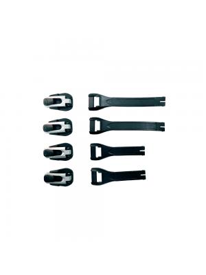 Катарами O'NEAL RMX KIT BLACK/SILVER