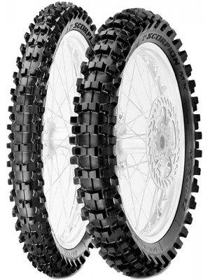 Задна гума Scorpion MX32 Mid Soft 110/85-19 NHS (32) R