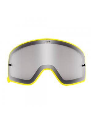 Магнитна плака за очила O'NEAL B-50 YELLOW FRAME-GRAY