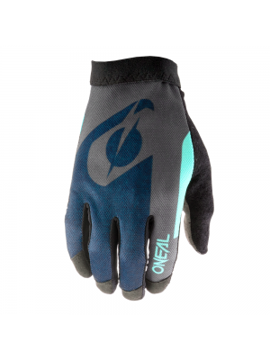 Мотокрос ръкавици O'NEAL ALTITUDE BLUE/CYAN
