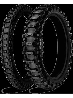 Задна гума Starcross Jr MS3 90/100-14 49M R TT