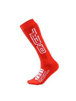 Термо чорапи O'NEAL Pro MX CORP RED
