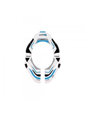 Протекторна яка O'NEAL MOVEO CONCEPT WHITE/BLUE