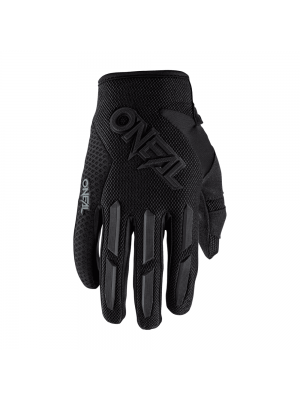 Дамски мотокрос ръкавици O'NEAL ELEMENT BLACK 2020