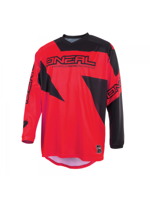 Мотокрос блуза O'NEAL MATRIX RIDEWEAR RED