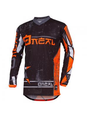 Мотокрос блуза O'NEAL ELEMENT ZEN ORANGE