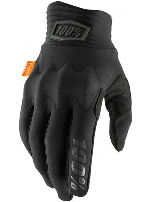 Ръкавици Cognito D30 Fluo Black/Charcoal